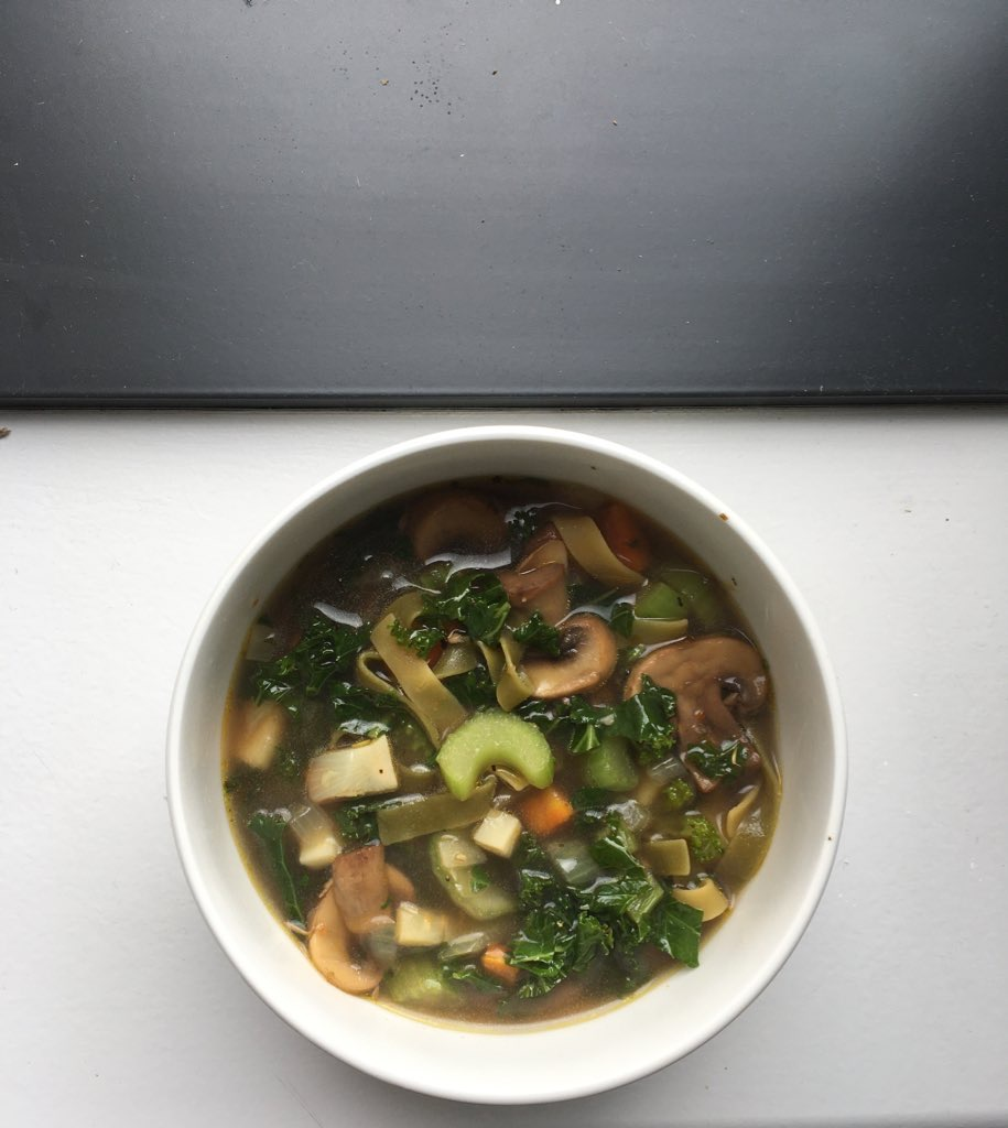 A tasty soup I made